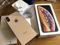 Apple iPhone XS 64GB Gold — Телефоны в Волгограде