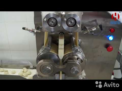Пельменный аппарат серии ап(П) от производителя